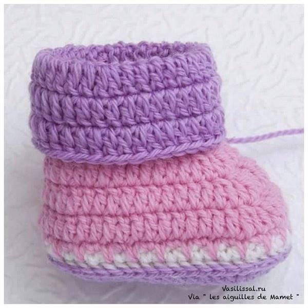 adorables botitas bebe-paso a paso-crochet-otakulandia.es (27)