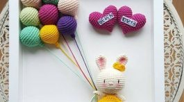 cuadro crochet regalo bebe-otakulandia.es (1)