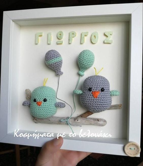cuadro crochet regalo bebe-otakulandia.es (10)