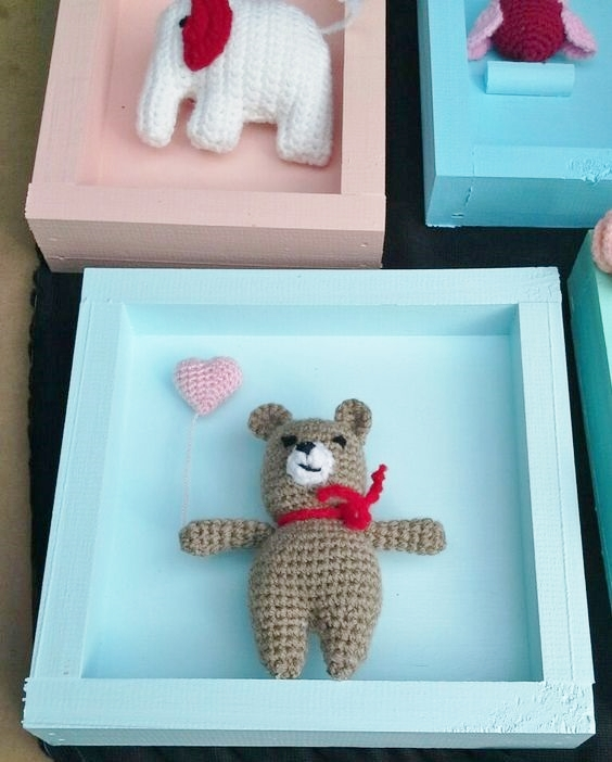 cuadro crochet regalo bebe-otakulandia.es (11)