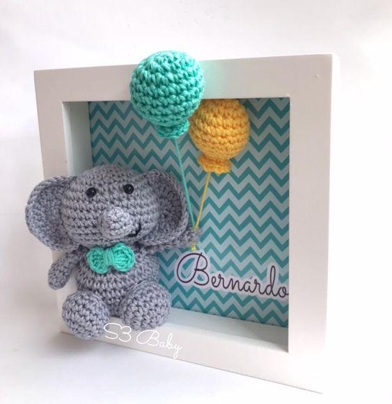 cuadro crochet regalo bebe-otakulandia.es (16)