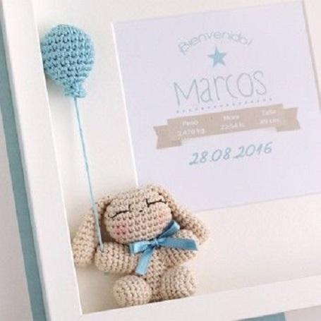 cuadro crochet regalo bebe-otakulandia.es (24)