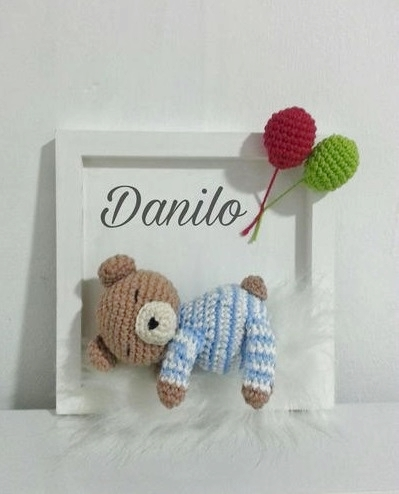 cuadro crochet regalo bebe-otakulandia.es (4)