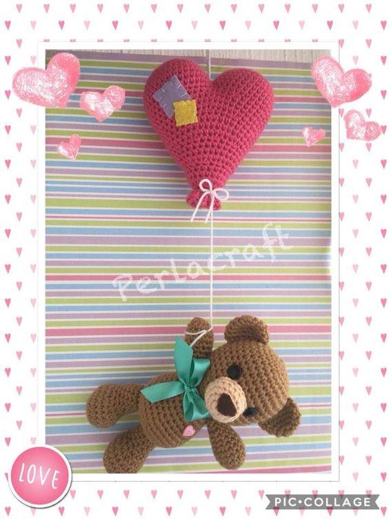 cuadro crochet regalo bebe-otakulandia.es (6)