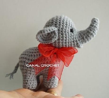 elefante bebe crochet-otakulandia.es (36)