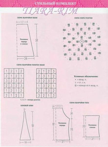 falda crochet tutorial-otakulandia.es (2)