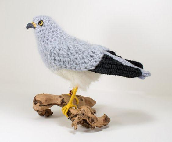 figura animal realista crochet-aves-pajaros-otakulandia.es (1)