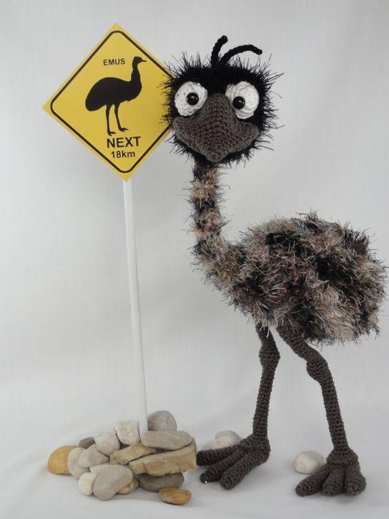 figura animal realista crochet-aves-pajaros-otakulandia.es (12)