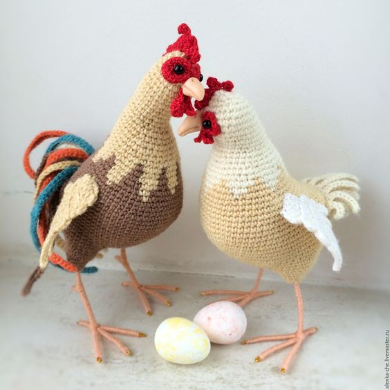 figura animal realista crochet-aves-pajaros-otakulandia.es (22)