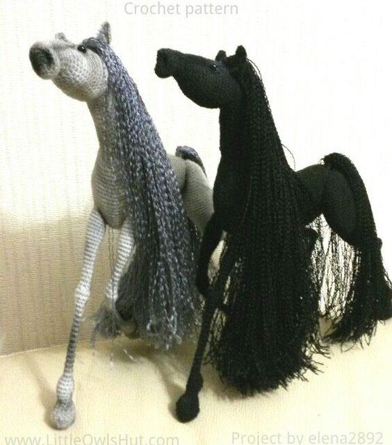 figura animal realista crochet-caballo-otakulandia.es (4)
