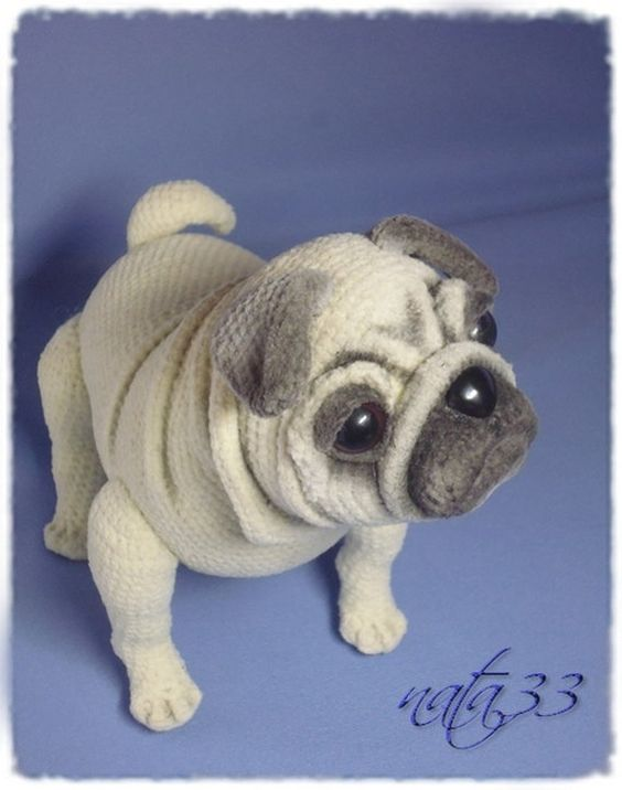 figura animal realista crochet-perro-otakulandia.es (11)