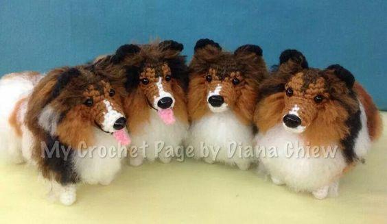 figura animal realista crochet-perro-otakulandia.es (14)