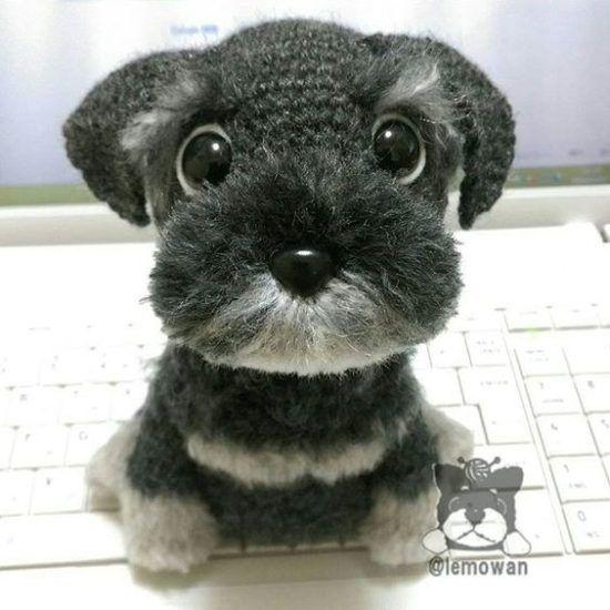 figura animal realista crochet-perro-otakulandia.es (24)