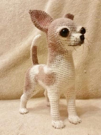 figura animal realista crochet-perro-otakulandia.es (4)