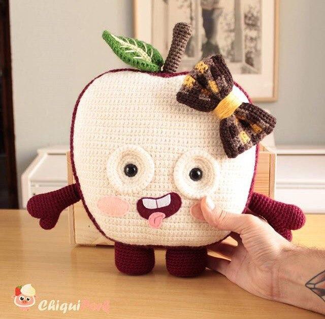 frutas juguetes crochet ninos-otakulandia.es (7)