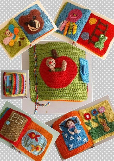 libro crochet-cuento-ninos-otakulandia.es