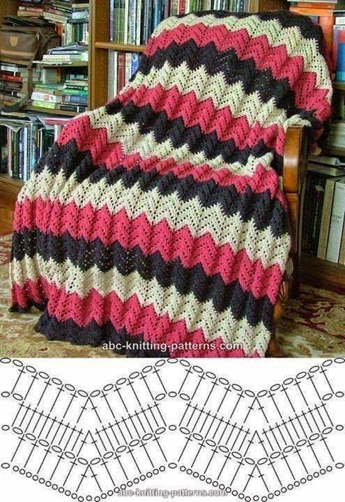 manta fantasia crochet-esquema-patron-otakulandia.es (4)