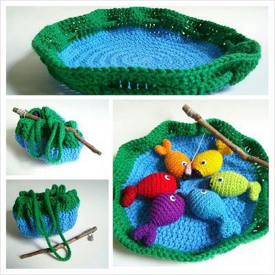 mantas tematicas-juegos mesa-crochet-otakulandia.es (2)
