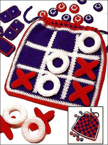 mantas tematicas-juegos mesa-crochet-otakulandia.es (7)