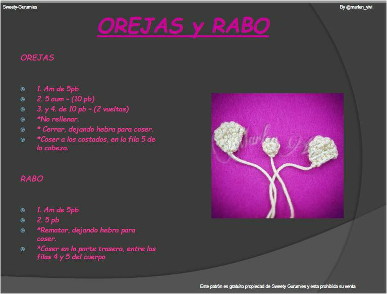 tutorial amigurumi dulce osita aria-otakulandia.es (5)