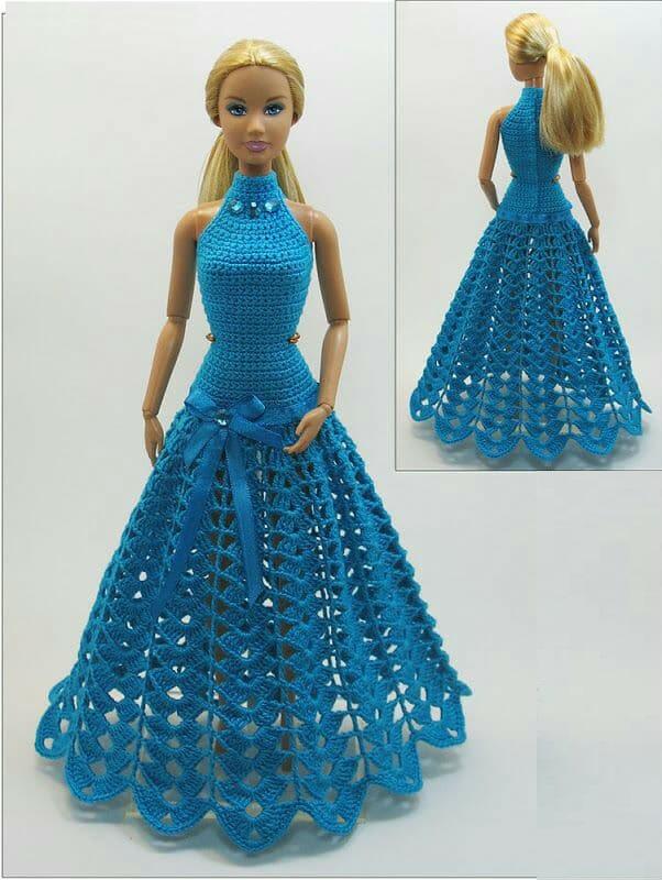 26 Vestidos de Alta Costura para tu Barby | Otakulandia.es
