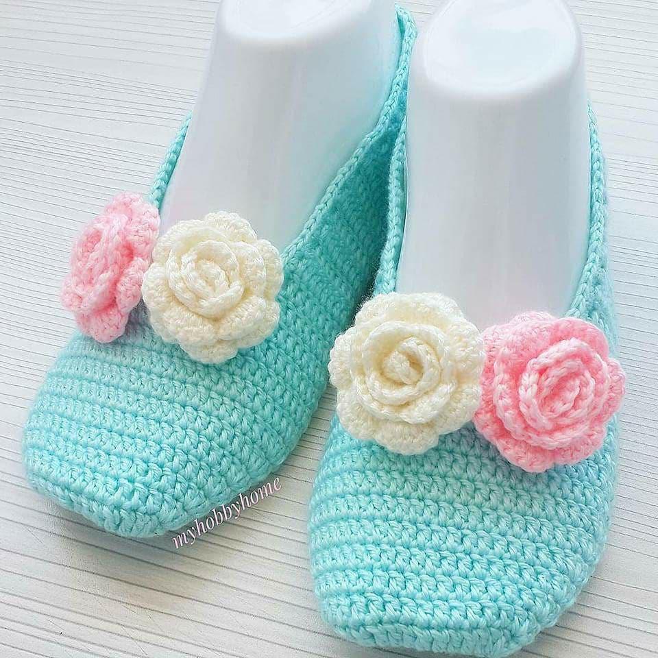 zapatillas crochet senora-otakulandia.es (1)