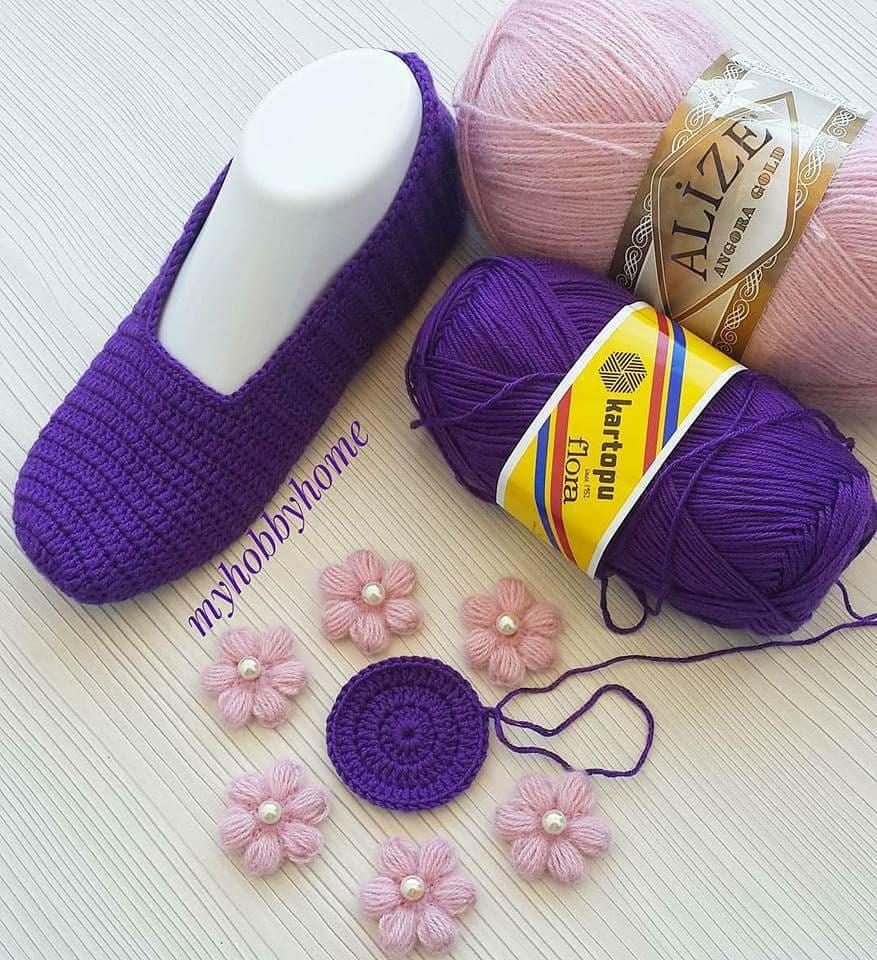 zapatillas crochet senora-otakulandia.es (10)