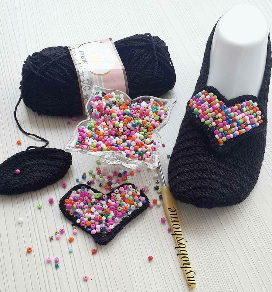 zapatillas crochet senora-otakulandia.es (13)