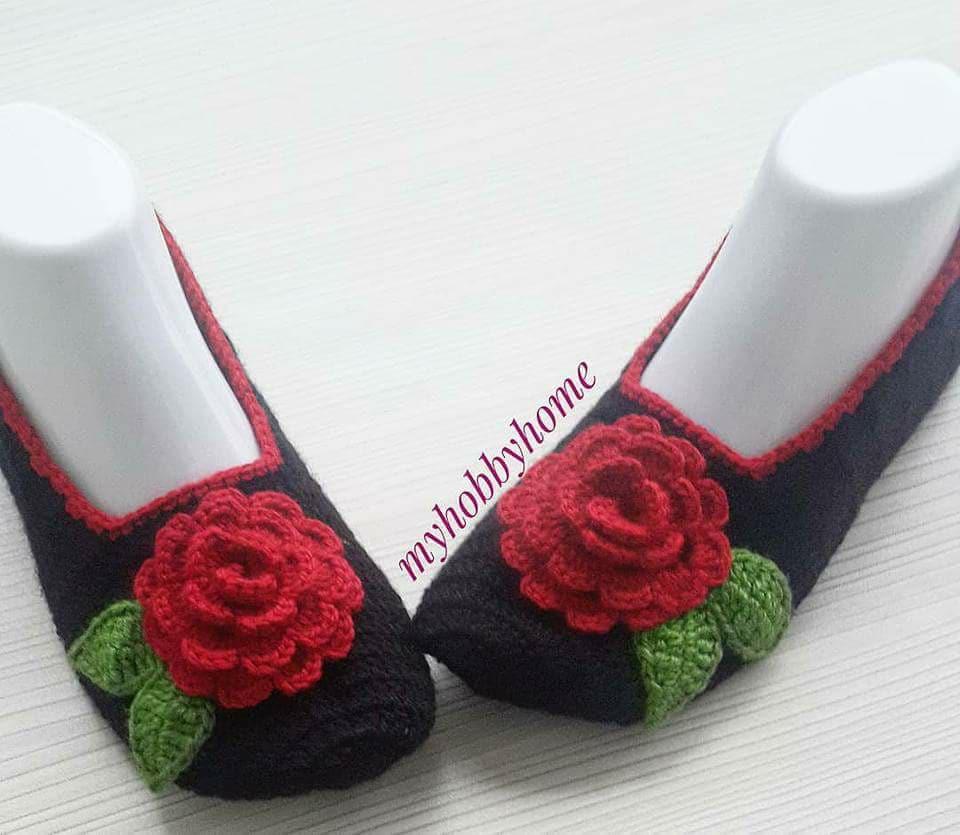 zapatillas crochet senora-otakulandia.es (15)