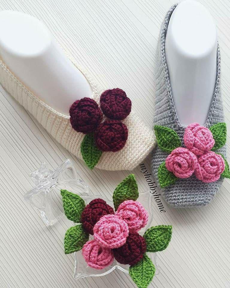 zapatillas crochet senora-otakulandia.es (7)