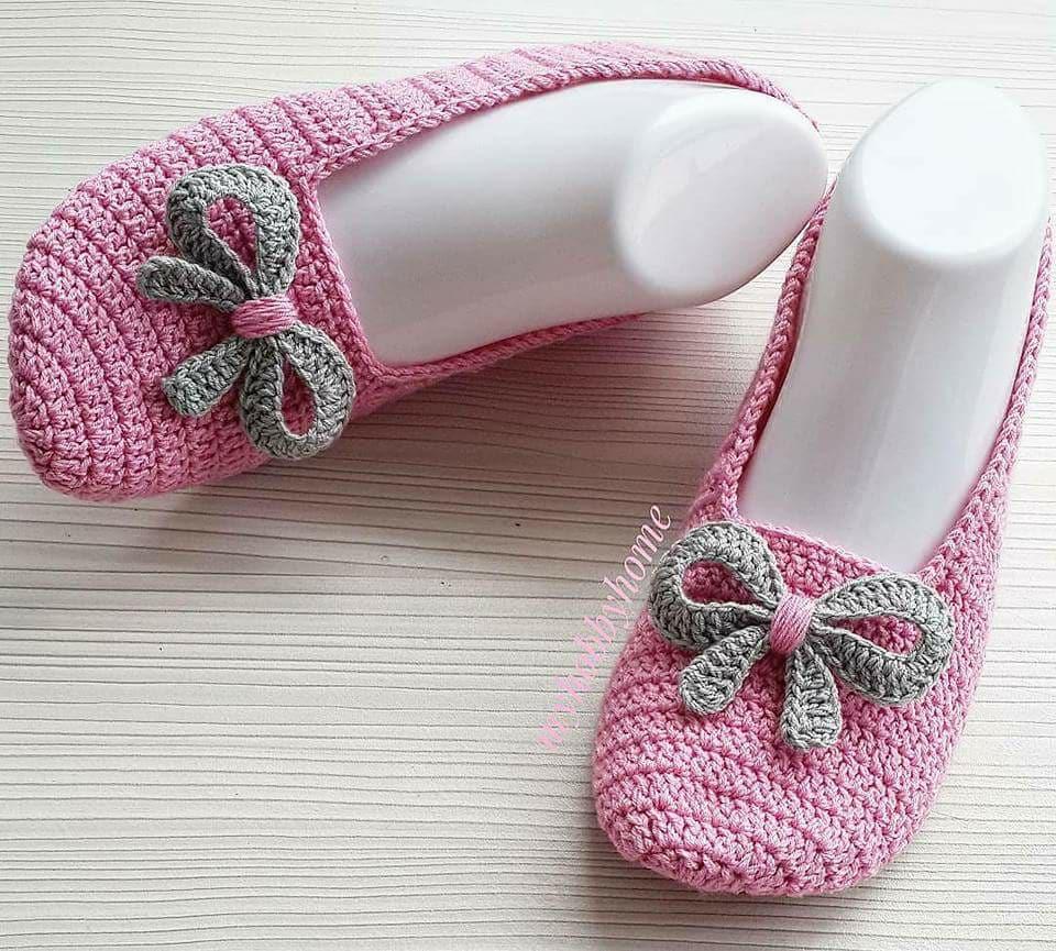 zapatillas crochet senora-otakulandia.es (9)