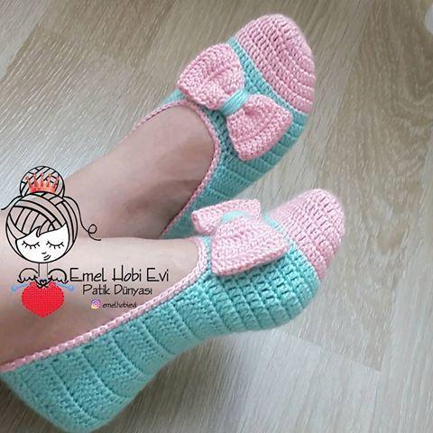 zapatillas senora crochet-otakulandia.es (1)