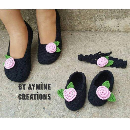 zapatillas senora crochet-otakulandia.es (14)