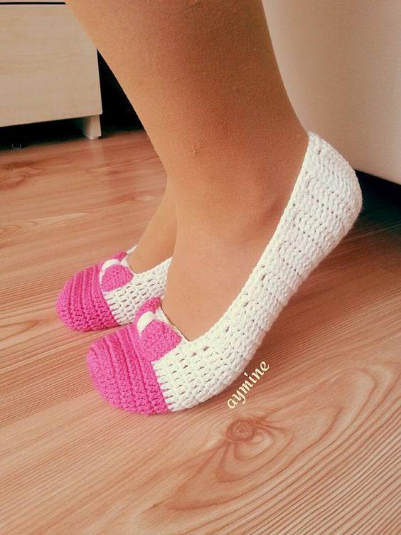 zapatillas senora crochet-otakulandia.es (15)