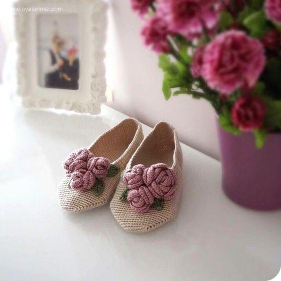 zapatillas senora crochet-otakulandia.es (20)