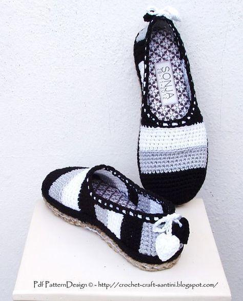 zapatillas senora crochet-otakulandia.es (6)