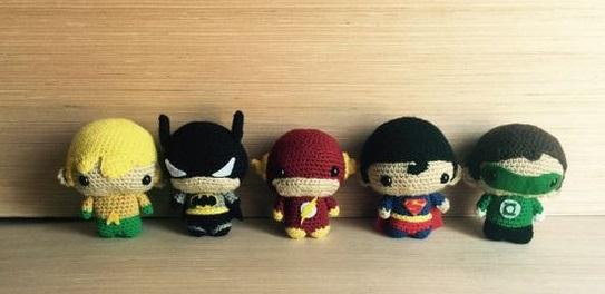 personajes comics crochet-otakulandia.es
