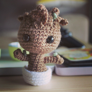 personajes cine chibi crochet-otakulandia.es