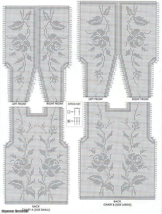 blusa crochet rosas 2 columnas-otakulandia.es (2)