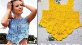 bolero-azul-pico-crochet-otakulandia.es-1