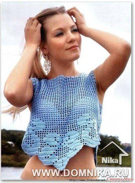bolero azul pico crochet-otakulandia.es (1)