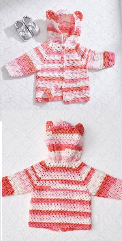 bolero-chaqueta bebe crochet-otakulandia.es (6)