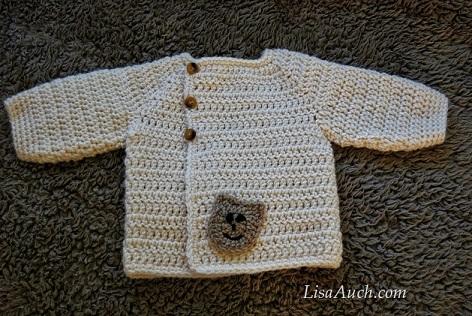 bolero-chaqueta bebe crochet-otakulandia.es (8)
