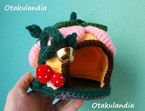 casa gnomo flor crochet-agapornis-otakulandia.es (1)