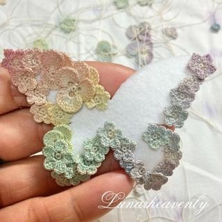 mariposa broche joya crochet-otakulandia.es (3)