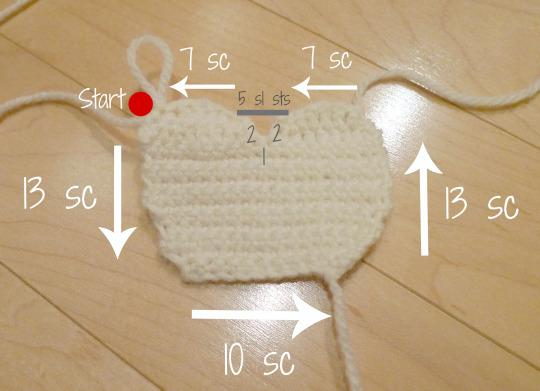 monito paso a paso crochet-otakulandia.es (2)