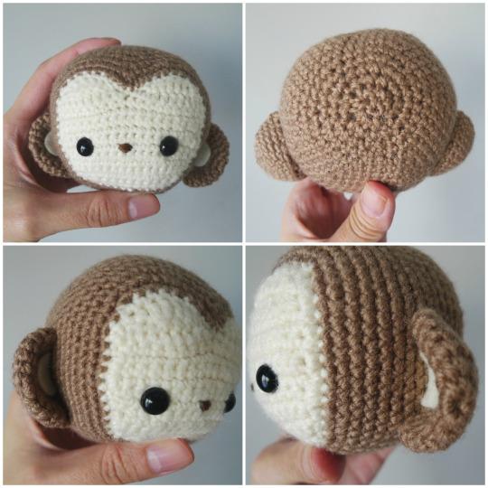 monito paso a paso crochet-otakulandia.es (4)