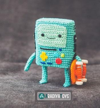 personajes comics chibi crochet-otakulandia.es (2)