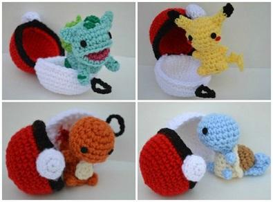 pokemons chibi crochet-otakulandia.es (2)