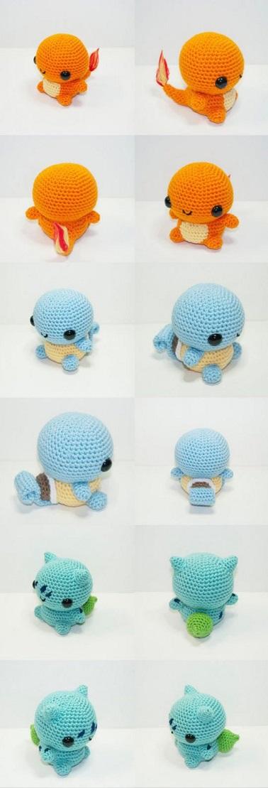 pokemons chibi crochet-otakulandia.es (3)